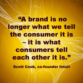 A brand is only as strong as its customers' perception